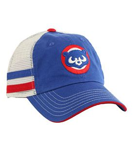 Chicago Cubs Foundry Adjustable Trucker Style Hat By American Needle