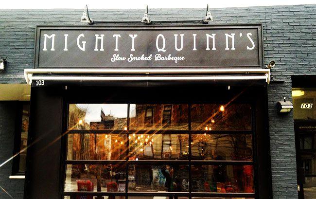 Mighty Quinn's :: New York City