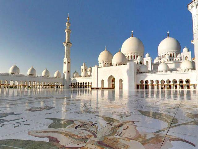 AMWTOUR TRAVEL BLOG: Tempat Wisata Di Abu Dhabi, Uni Emirat Arab yang P...
