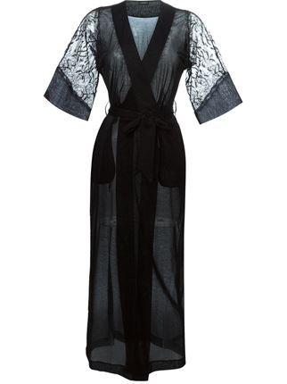 La Perla 'Merveille' night robe #lingerie