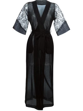 La Perla 'Merveille' night robe #lingerie