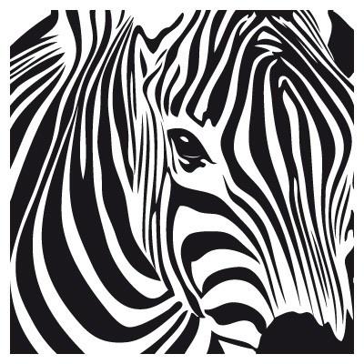 Zebra Wall Art 48 best art of zebras images on pinterest | zebra art, zebras and