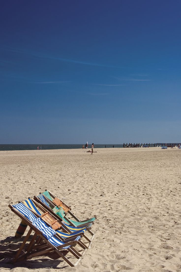 Buckets and spades at the ready! Great Yarmouth, Norfolk