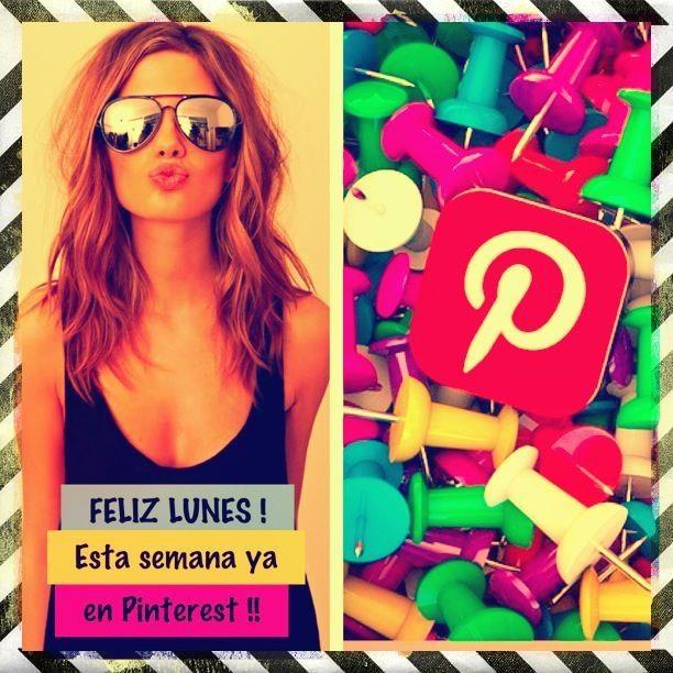 Despegando en Pinterest !!  Más de 1600 amigos en el perfil de facebook, más de 1040 fans en la página de facebook. Lo tenemos difícil...o no...? ;)