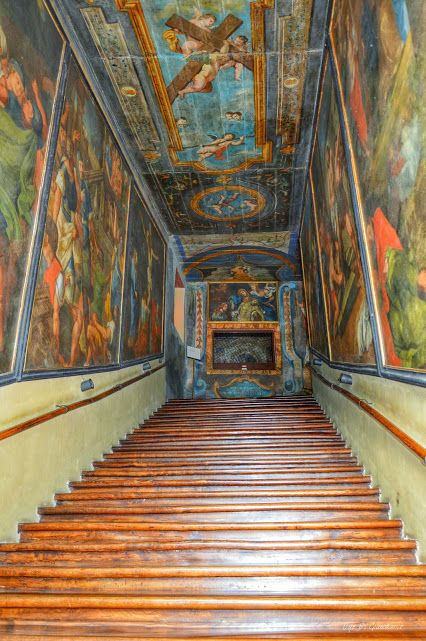 Galleria Piziarte - Google+Ugo Di Giammarco ha condiviso per primo il post con Foto Passione (Fotografia di Paesaggio):   Scala Santa Campli - Abruzzo Italia