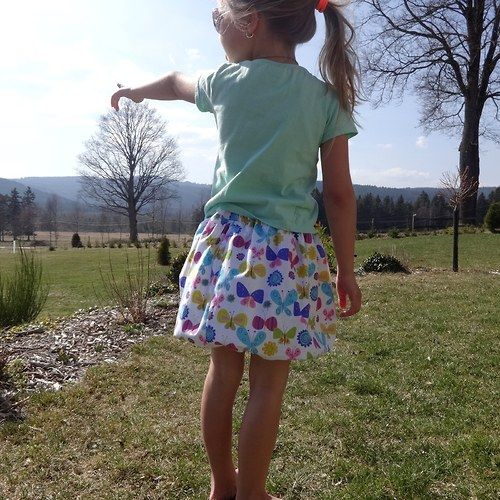 """balonová sukně  \""""motýlci\"""" - unforgetable Fly Away by Amy Schimler :)"""
