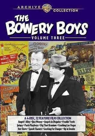 The Bowery Boys Collection Vol. 3
