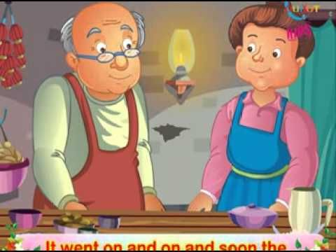 The Elves And The Shoemaker - Fairy Tales - YouTube ...
