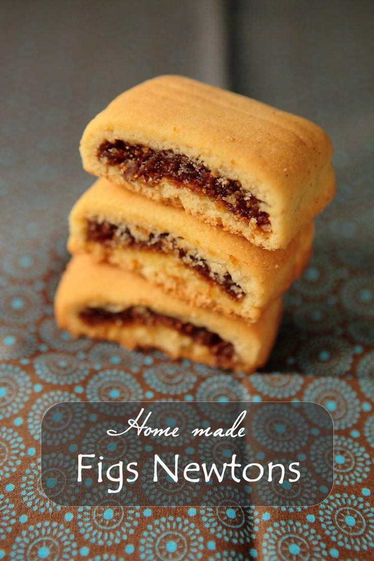 Les «figs newtons» sont d'avantage connus sous le nom de «Figolu» en France, et sont de délicieux gâteaux fourrés à la pâte de figues, personnellement je trouve que le fourrage est souvent trop sucré alors si vous êtes amateur de ces petits gâteaux, n'hésitez pas à tester cette recette, elle est tout simplement délicieuse, les...Lire la suite... »
