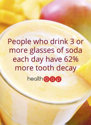 Stay away from those sodas!