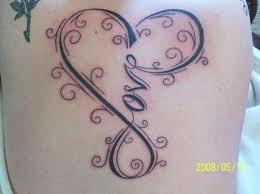 LoveTattoo Ideas, Kids Names, Heart Tattoo, Body Art, The L Word, Love Tattoos, A Tattoo, Words Tattoo, Tattoo Ink