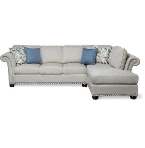 Paige 2 Piece Sectional Set Sectionals Living Rooms Art Van Furniture Michigan 39 S