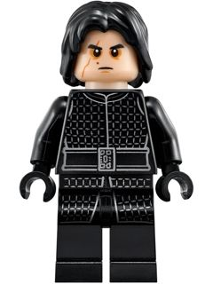 1 set Star Wars Episode 8: sw885 2018 Lego Kylo Ren without Cape (75196)
