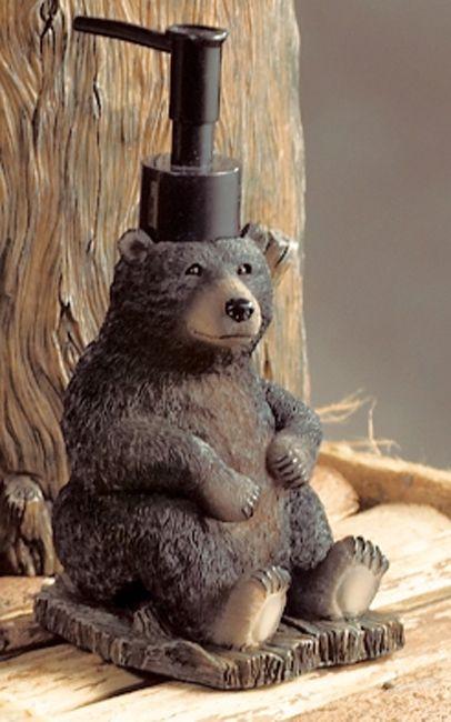 108 best black bear home decor images on pinterest | black bear