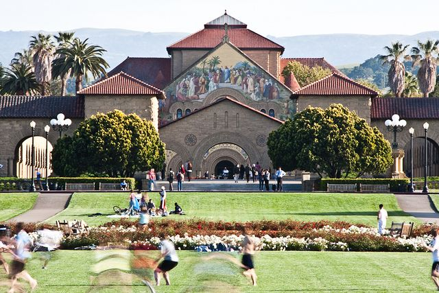 Stanford University, Stanford, California.  Go to www.YourTravelVideos.com or just click on photo for home videos and much more on sites like this.