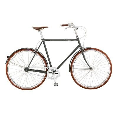 Bike Herremodeller Grey