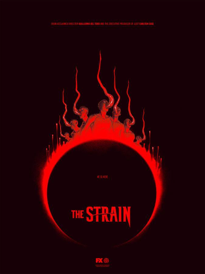GDT talks The Strain Season 2 :)