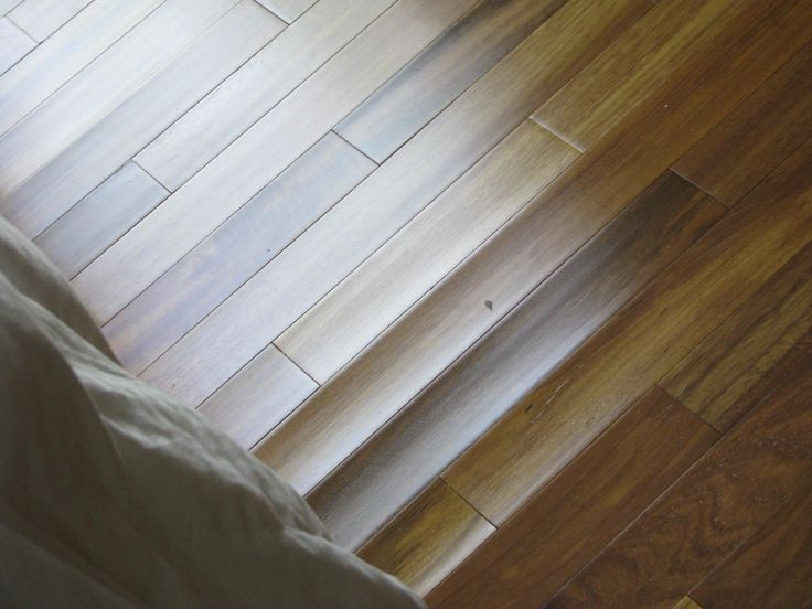 Water Damage Wood Floors Cupping