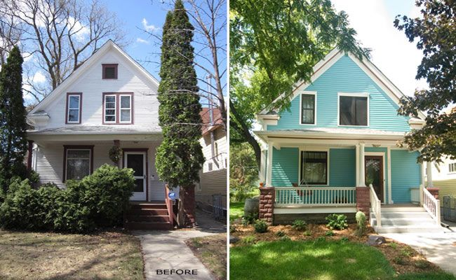 106 Best Images About Amazing House Transformations On