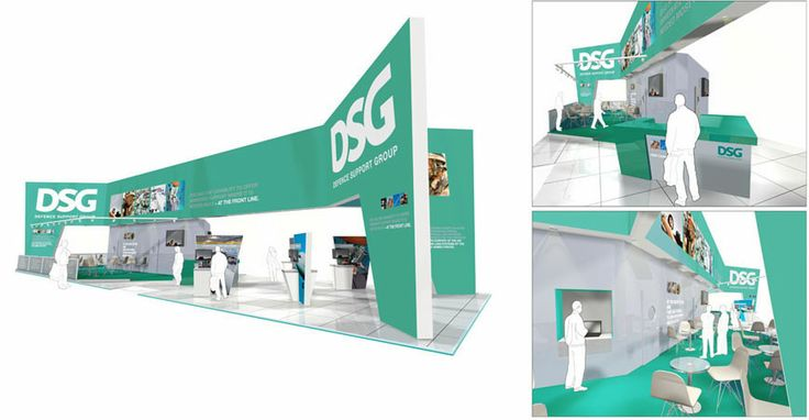 Extreme Group - Exhibition display stand contractors, design and build