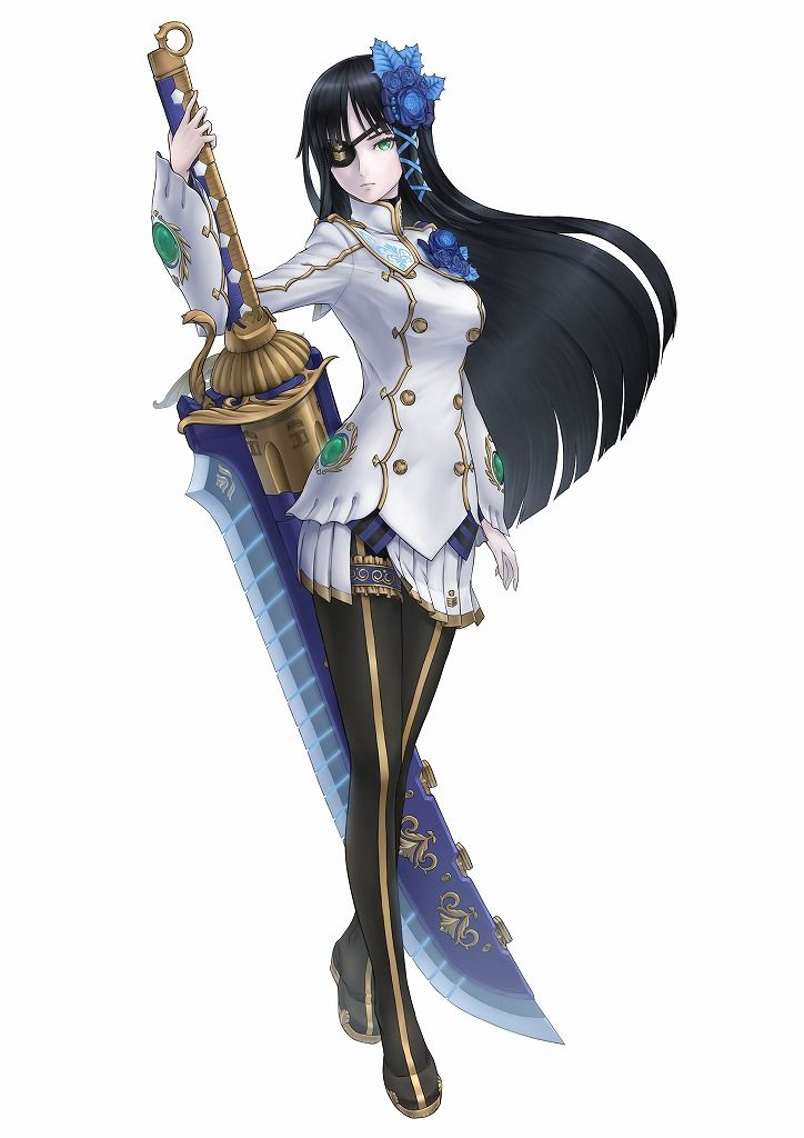Top Anime Character Design : Nagisa phantasy star portable infinity future