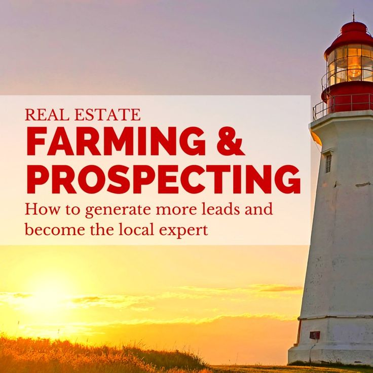 These real estate farming techniques and tips will help you get more out of every location you work. See how realtors are using websites, social, and more