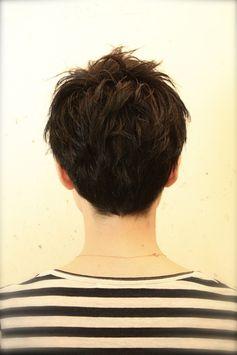 表参道の美容室、美容院【gokan 表参道】|ヘアスタイル - 大人黒髪ショート