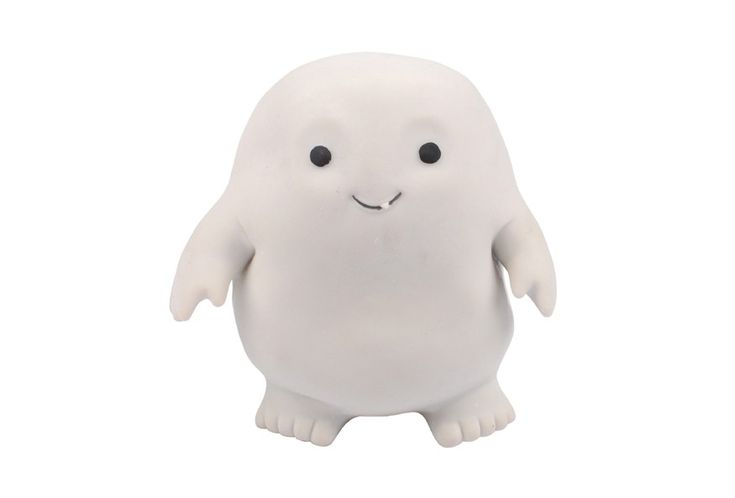 Doctor Who: Adipose Stress Toy | Doctor Who Shop When you're stressed out, why not give your Adipose a big squeeze and feel your troubles float away. The Adipose will always bounce back to its original shape and don't worry, you won't hurt them when you squeeze them!