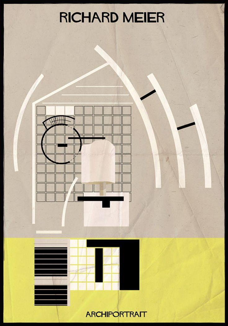 M s de 1000 ideas sobre richard meier en pinterest tadao - Arquitectos famosos actuales ...