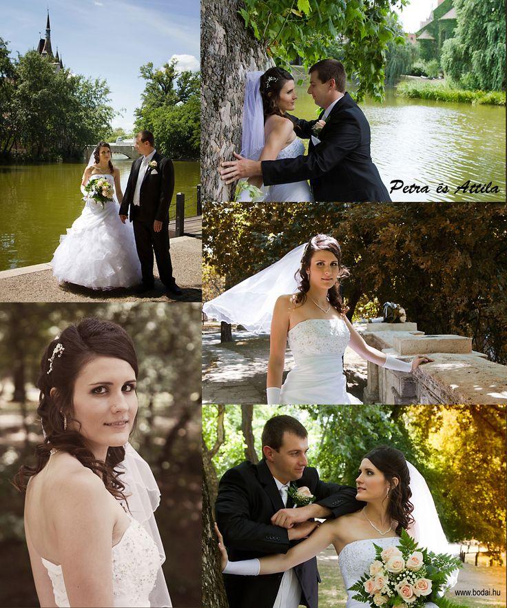 Esküvői fotók a Városligetben  http://www.bodai.hu