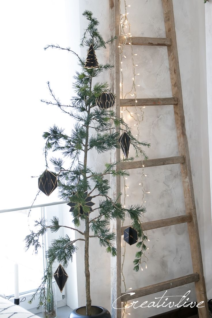 DIY Baumanhänger mit dem Schneideplotter