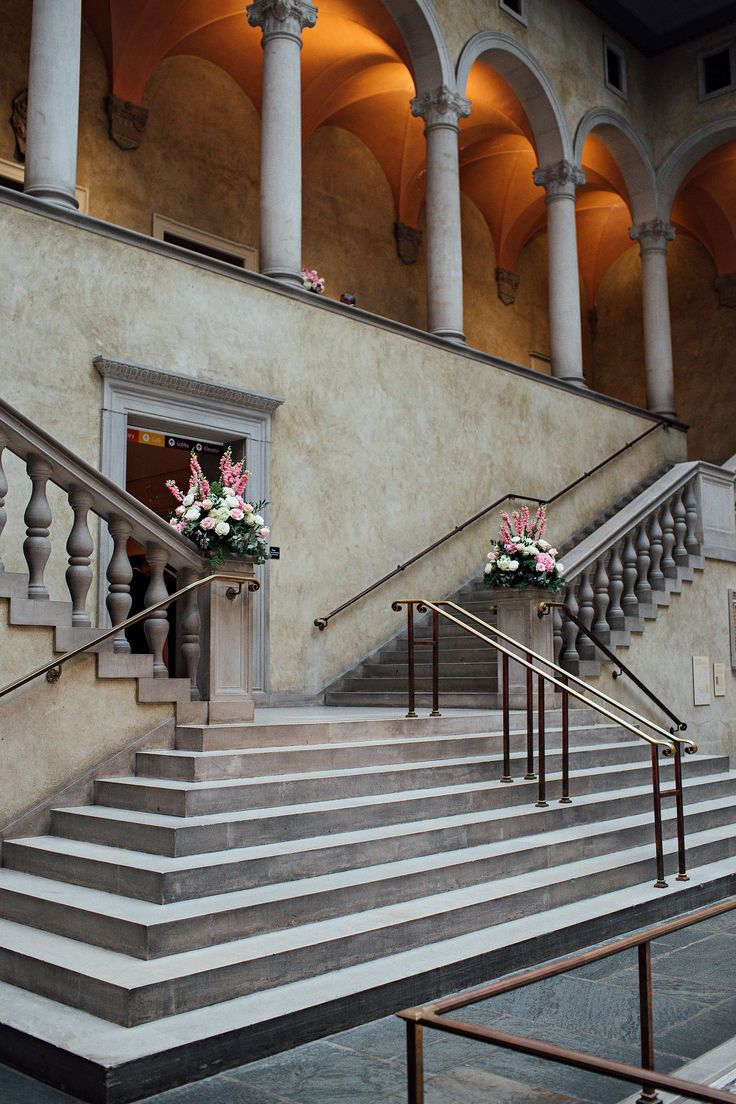 The Perfect Backdrop For Your Wedding Ceremony At Worcester Art Museum Photo By Erica Ferrone