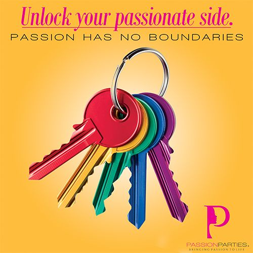 Unlock you passionate side. #LGBTQ