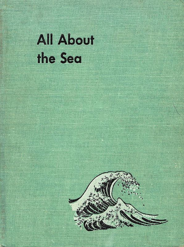 All About the Sea illustrated by Fritz Kredel (1953) :