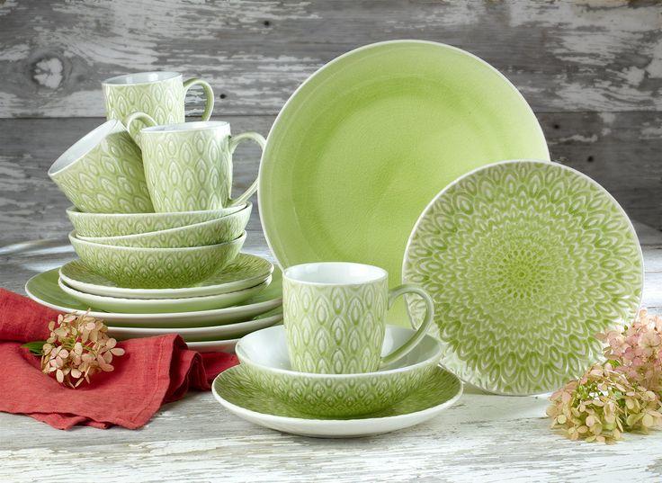 Guyenne 16-Piece Dinnerware Set