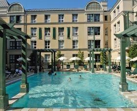 Apartamentos Adagio Aparthotel Val d'Europe en Paris #Disneyland, Paris-Ile-de-France. 7 personas, 2 pieza, 1 dormitorio.