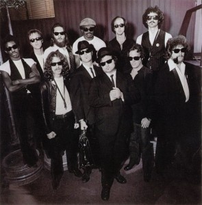 Blues Brothers Band-NYC Oct. 1978-Last night of their tour, Carnegie Hall.  With Steve Martin headlining