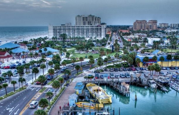Clearwater Beach Florida | This will be a long weekend trip each year!