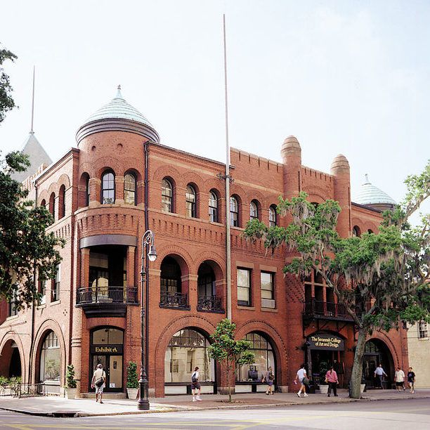 """#Savannah College of Art & Design was named the """"coolest building in N. America"""" by CNN!"""