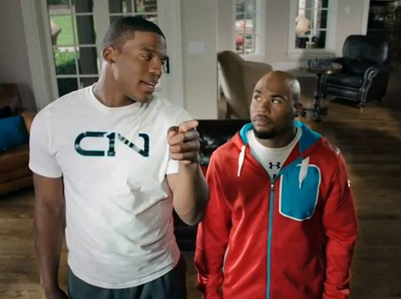 Under Armour Cam Newton Highlight Trainer - SneakerNews.com