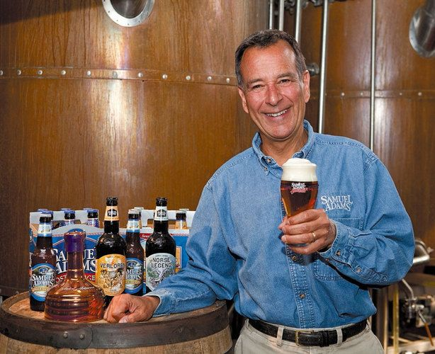 How to Drink All Night Without Getting Drunk, According to Jim Koch