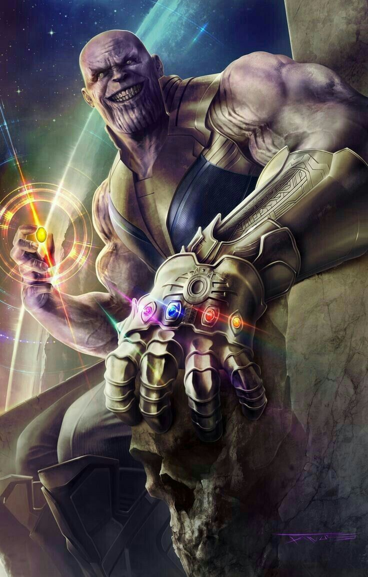 Get ready Thanos is coming in Spring 2018