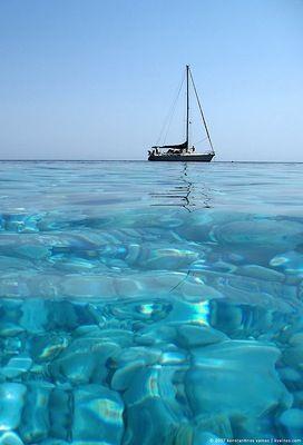 Sailing on Seas of Glass | Skiathos, Greece