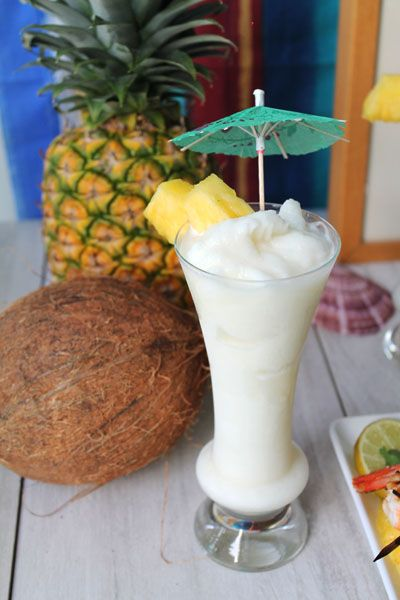 The Best Ever Pina Colada Recipe on Yummly. @yummly #recipe