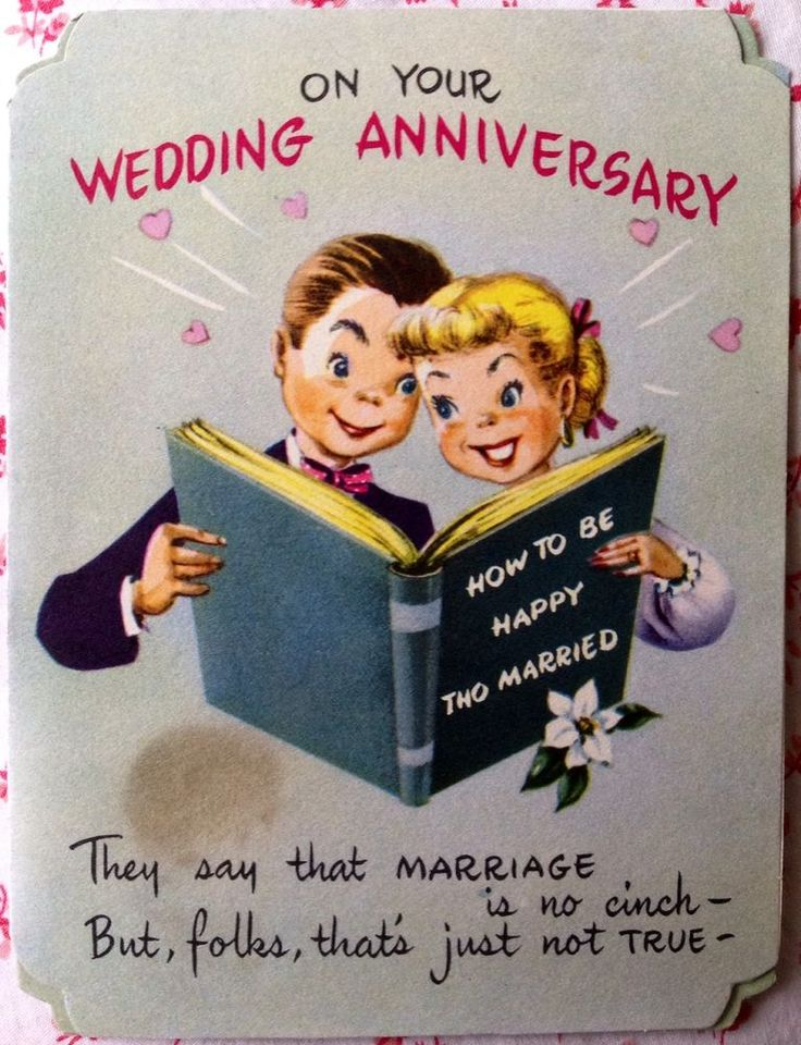 wedding anniversary card pictures%0A Vintage      u    s PopUp Anniversary Card Cute Couple   How to be Happily