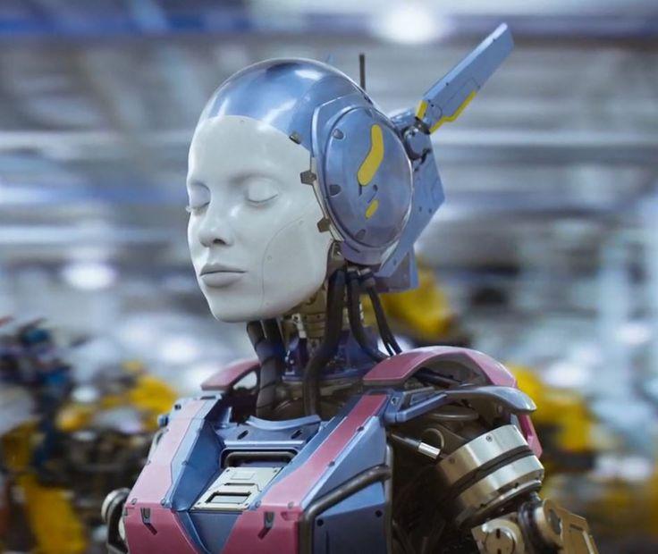Yolandi Robot - Chappie