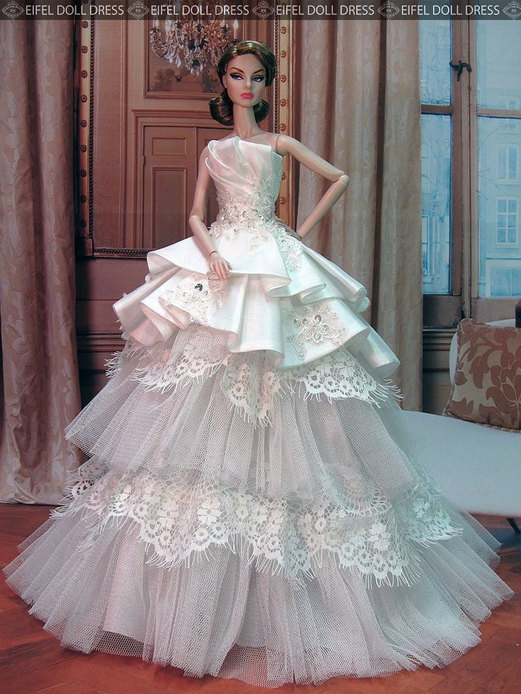 Evening Or Wedding Gown