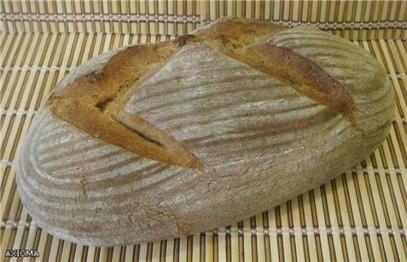 Фермерский хлеб на закваске