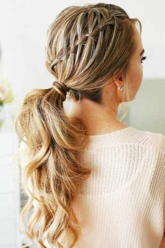 Cool 35 Pretty and Cute Braided Hairstyles for Teen Girls fashioneal.com/…