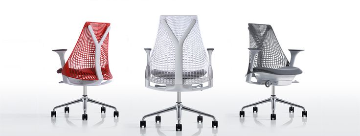 fuseproject product : herman miller sayl chair